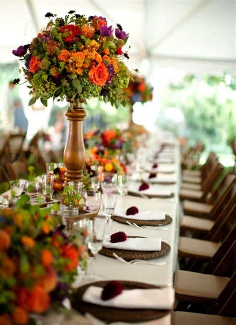 Autumn Wedding Reception Ideas by 25 Fall Wedding Decorations Ideas Wohh Wedding