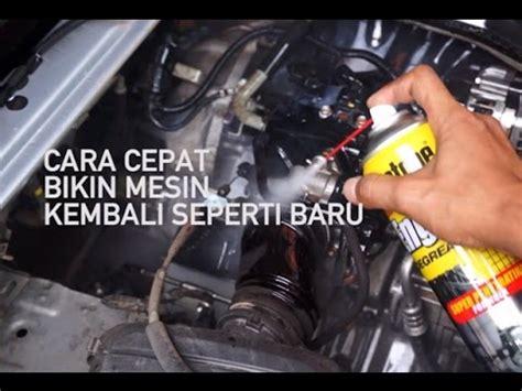 Pembersih Mesin Mobil bersihkan mesin mobil