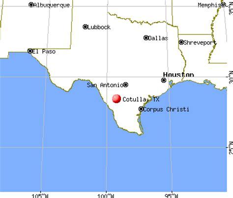 cotulla texas map cotulla texas tx 78014 profile population maps real estate averages homes statistics