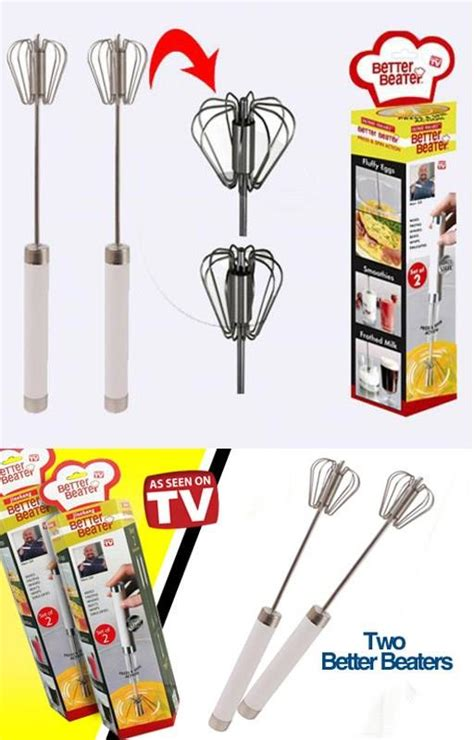 New Better Beater As Seen Tv 1 Kecil 1 Besar Mini Mixer Coffee Frothe press spin better beater end 5 9 2018 8 53 pm