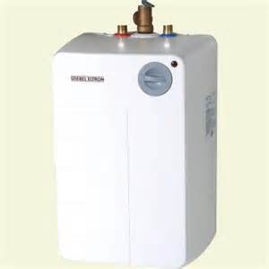 water heater home depot stiebel eltron shc 4 gal electric mini tank water heater