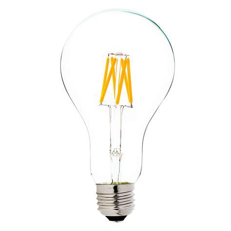 a25 led bulb 40 watt equivalent led filament bulb