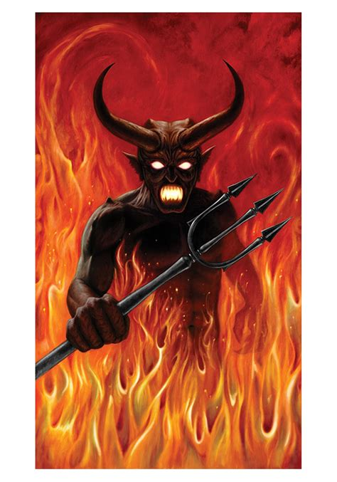 devil s devil s hell window cling