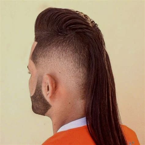 Mullet Mohawk Hairstyle by Mullet Mohawk Hairstyle Newhairstylesformen2014