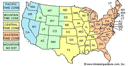 central time zone boundary