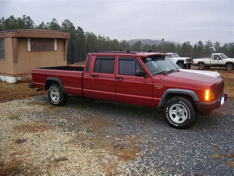 4 Door Jeep Comanche Cool Jeeps Oiiiiiio