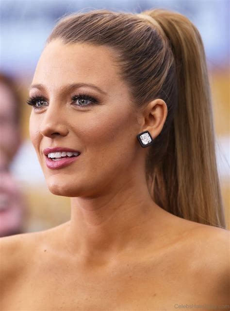 classic hairstyles  blake lively