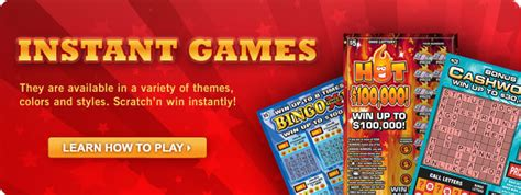 Lottery Instant Wins Prizes Remaining - instant games the ohio lottery
