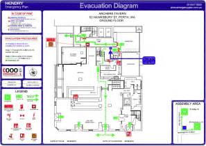 fire evacuation plan pics photos plant evacuation signs evacuation diagrams