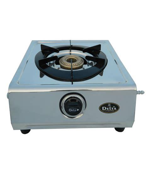 Delta Burner delta single burner manual ignition gas stove 1 burner