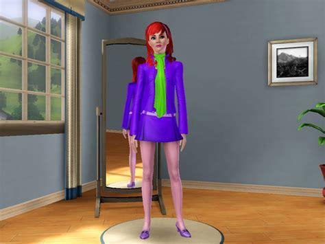 Gamis Rainbow Sz 3 sims 3 by cassini90125 on deviantart