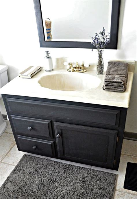 Black Bathroom Cabinet Ideas Ideas For Black Bathroom Cabinets And Storage Spaces