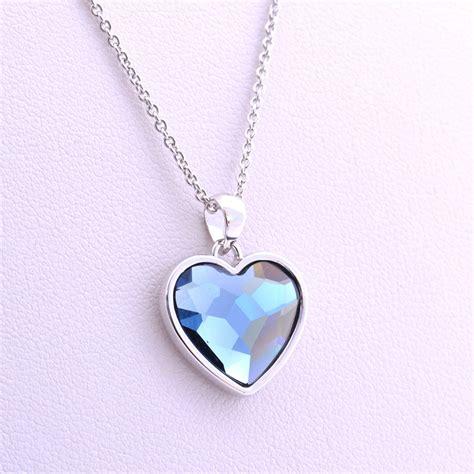 swarovski collar collar coraz 243 n azul