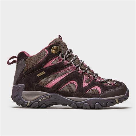merrell s energis mid walking shoe