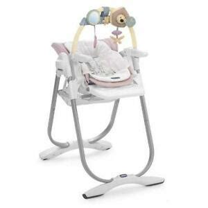 chicco polly magic high chair chicco polly highchair 2 in 1 highchairs ebaychicco
