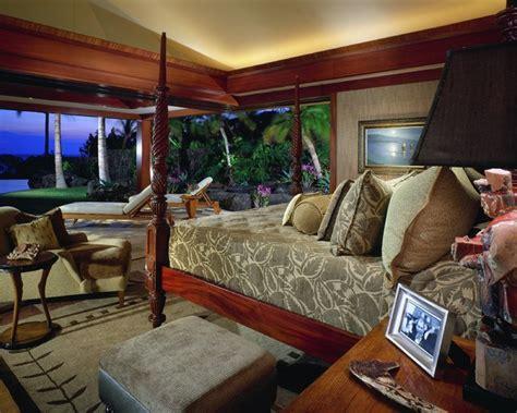 Master Bedroom Tropical Hawaii By Saint Dizier Design | master bedroom tropical bedroom hawaii by saint