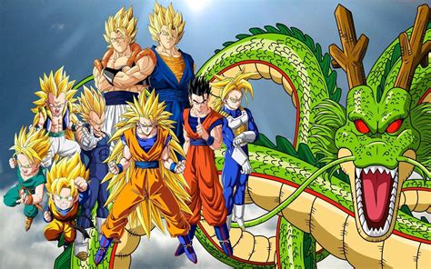 wallpaper keren dragon ball dragon ball z hd wallpapers wallpaper cave