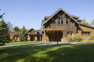 rustic home rustic house design in western style ontario residence