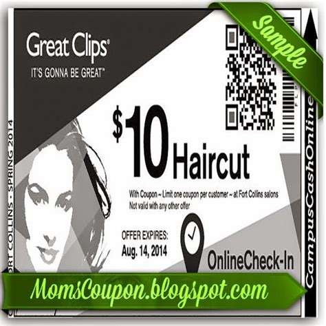 great clips printable coupons 2015 free promo codes great clips 10 off 50 coupon code february 2015 local