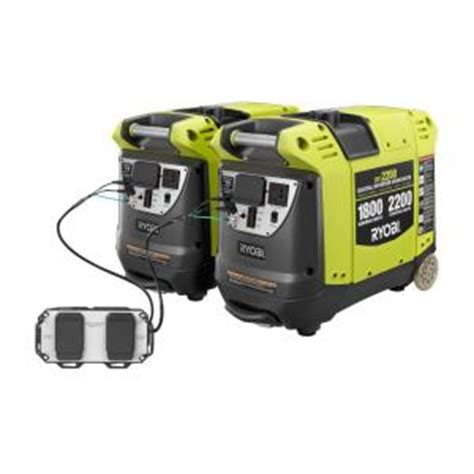 ryobi 2 200 watt gasoline powered digital inverter