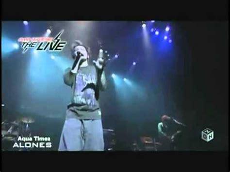 alones aqua timez aqua timez alones live sub espa 241 ol youtube