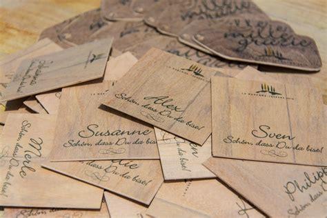 Holz Postkarten Drucken Lassen by Druck Auf Holz Sch 246 Ne Hochzeitsideen Auf Holz Gedruckt