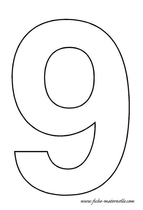 luxury number templates for preschool elaboration resume ideas