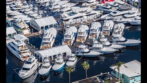 how to get to fort lauderdale boat show what it s like to go to the fort lauderdale boat show