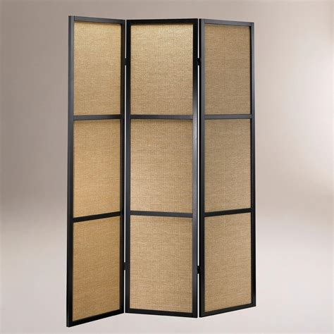 World Market Room Divider by Bamboo Folding Screen World Market