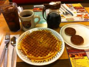Travel Toaster Road Trip Small Town Breakfast At Waffle House Points