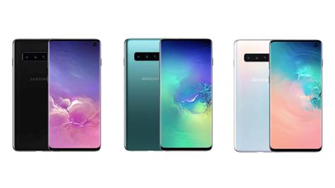 Samsung Galaxy S10 On Sale by Samsung Galaxy S10 Colours Black To White And Everything In Between Expert Reviews