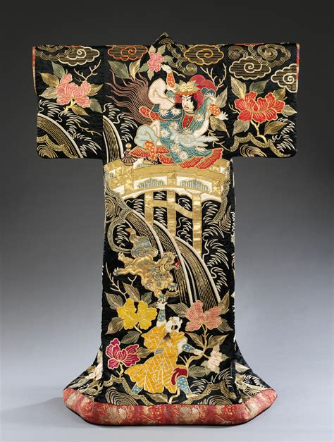 Kimono Outer toshiba gallery of japanese reopens at the v a hali