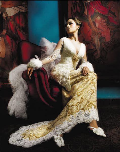 kebaya modifikasi elegan kebaya anne avantie 2011 galery indonesia