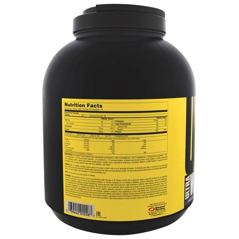 universal nutrition whey protein review nutrition ftempo