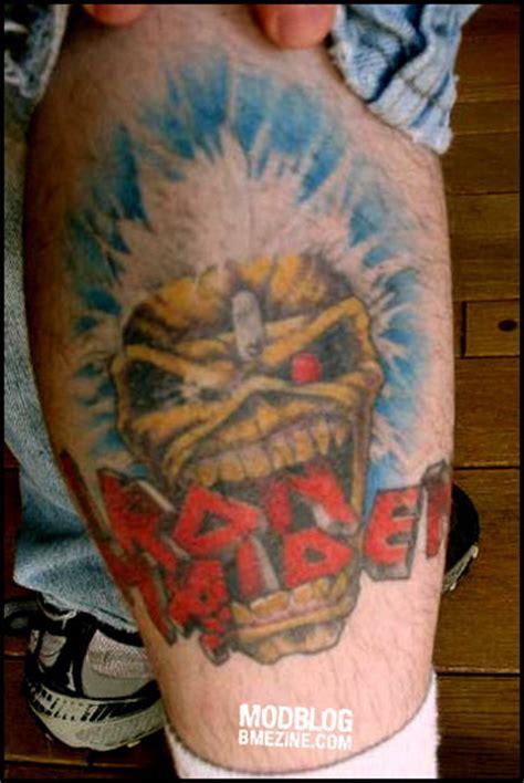 iron street tattoo iron maiden tattoos bme piercing and