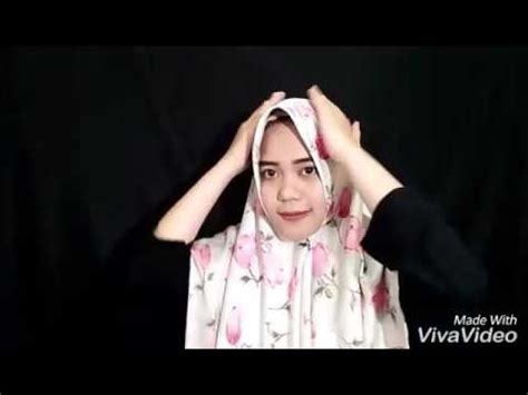 tutorial hijab ala laudya bella tutorial hijab simple ala laudya cintya bella youtube