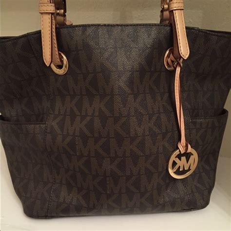 Tas Michael Kors Mk Medium Original michael kors handbags original mk handbag poshmark