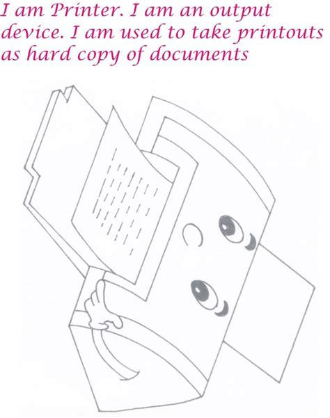 coloring pages computer parts diannedonnelly com