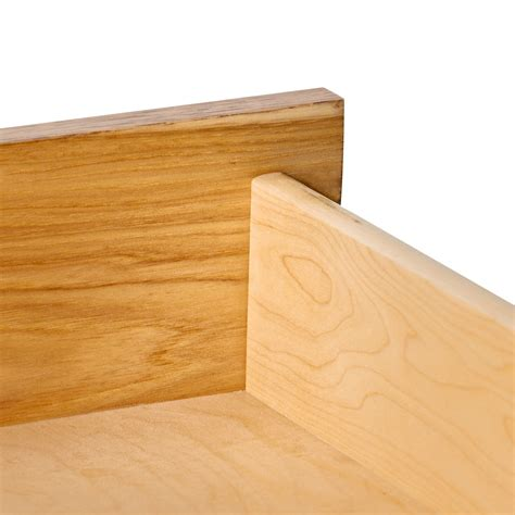 Dovetail Drawer Construction by Drawer Construction Styling Custom Wood Products