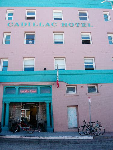 cadillac motels exclusive the pink hotel by stothard to be adapted