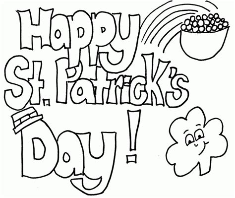 St Patricks Coloring Pages For Adults To Color Az St S Day Coloring Pages For Adults