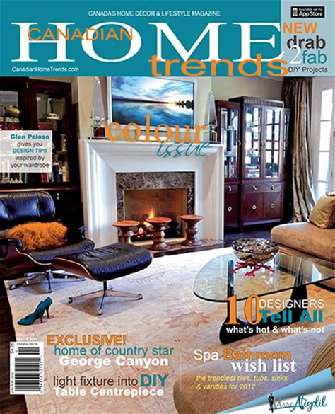 home trends magazine canadian home trends magazine winter 2012 187 digital magazines in pdf format