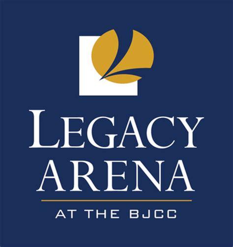 legacy arena   bjcc arenanetwork