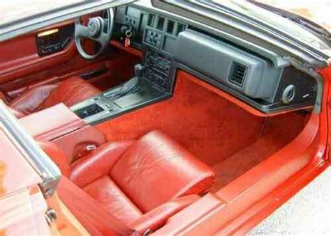 1984 corvette seats chevrolet corvette c4 quot the arrival of a future king