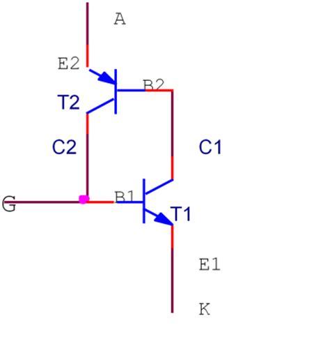 transistor npn la gi thyristor l 224 g 236 cấu tạo v 224 nguy 234 n l 253 hoạt động của thyristor như thế n 224 o