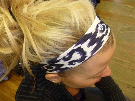 Headband Ikat by Slipless Headband In Ikat Accessories