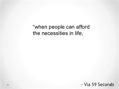when people can afford the