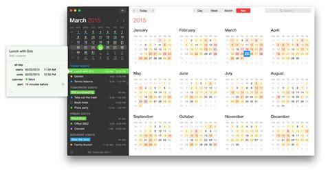 apple make your own calendar fantastical 2 is a powerful calendar app for your
