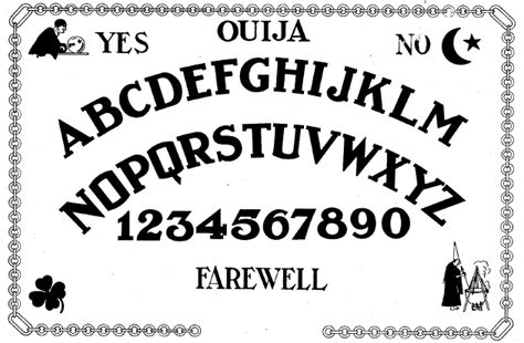printable a4 ouija board file ouija board png wikipedia