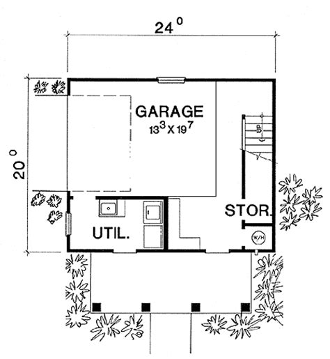 garage guest house floor plans studio or guest quarters 3064d 2nd floor master suite